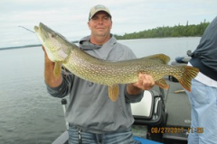 """Mike Lammers 40.5"""" Northern Released August 27th"""