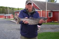 """Gary Randolph 26"""" Trout May 28th"""
