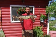 Clinton Beavers Walleye June 9th