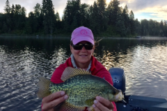 Aimee Traugh 14.5 Crappie August 8th