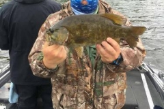 "Jordon Hansen 17.5"" Small Mouth Bass released June 16th"