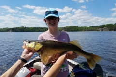 "Samantha Phippen 29.75"" Walleye Released June 5th"