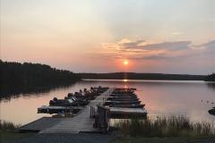 Sunset from Sherri Boevers