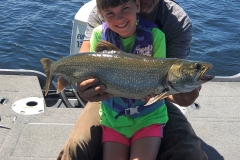 "Ashlyn Earney 28.75""Lake Trout"