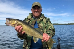 James Tanury Walleye Released