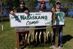 John, Shane & Brian Nice Catch