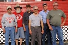 Scott, Stephen, Jim, Chuck, Dick and Steve