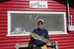 Scott Johnston 21 Lake Trout
