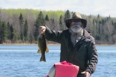Steve Watson 17.25 Smallmouth Bass Released