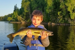 Tristen Kolb Walleye